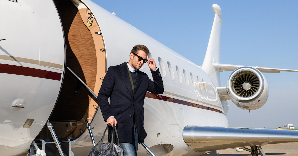 private jet ownership
