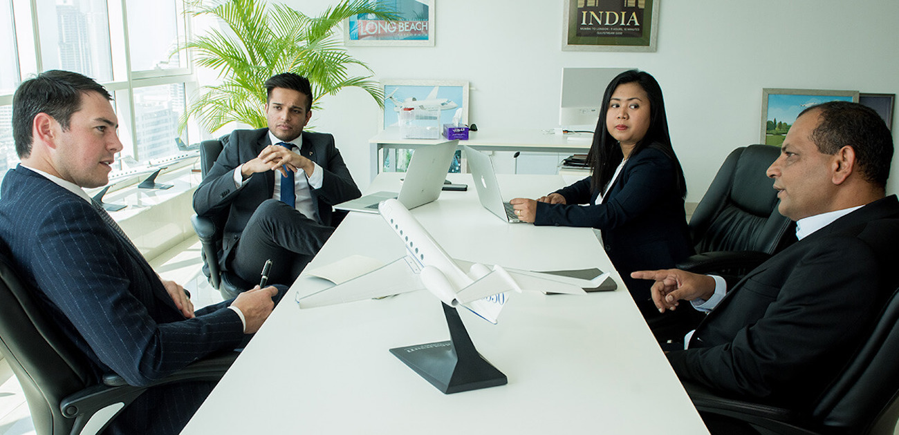 private aviation consulting