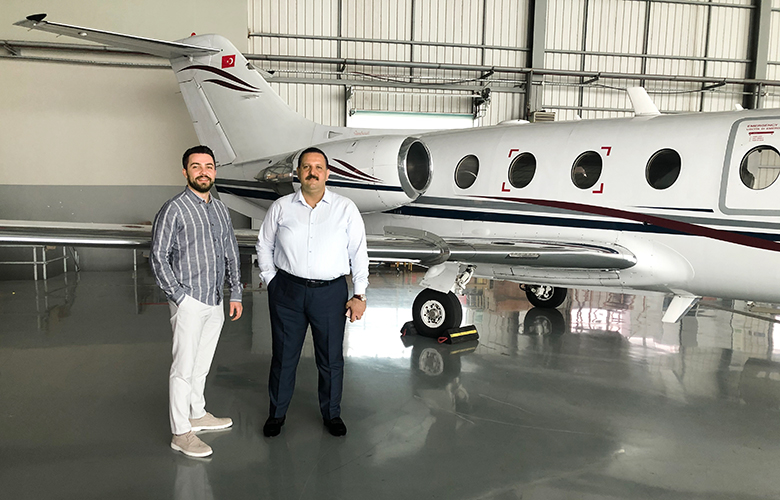 buying an aircraft? turn to jethq